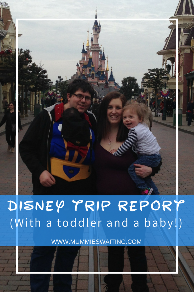 If you are looking to take a toddler or a baby to Disneyland Paris, then this post is for you. Filled with the best tips and ideas to save your sanity and make your trip magical.