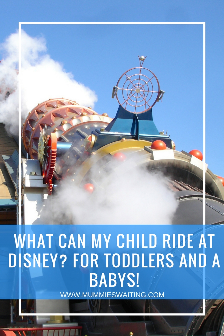 What can my child ride at Disney? For Toddlers and a Babys!
