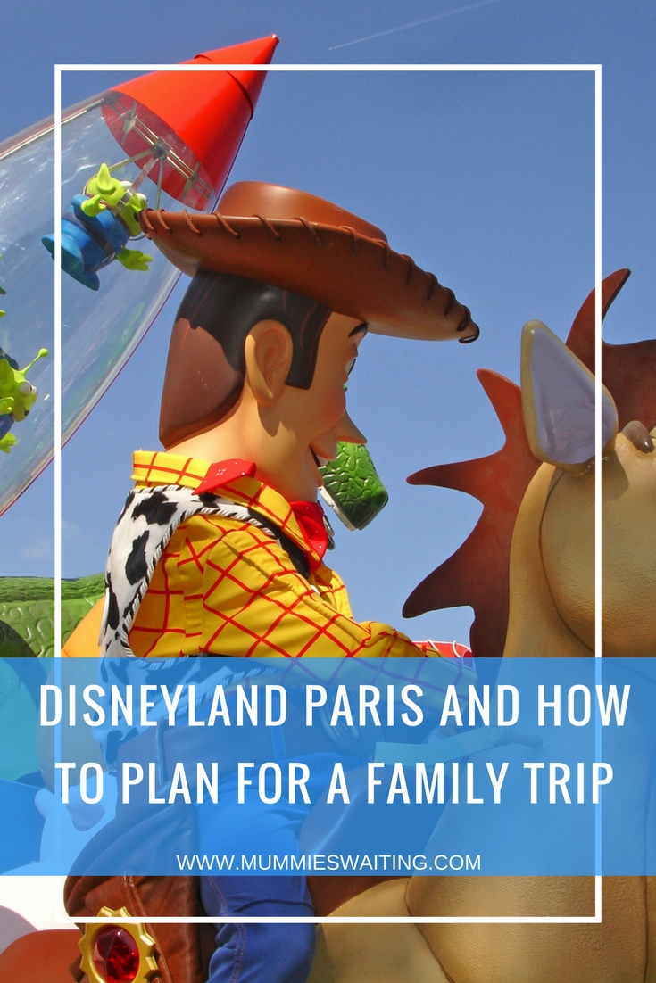 Disneyland Paris and how to plan for a family trip