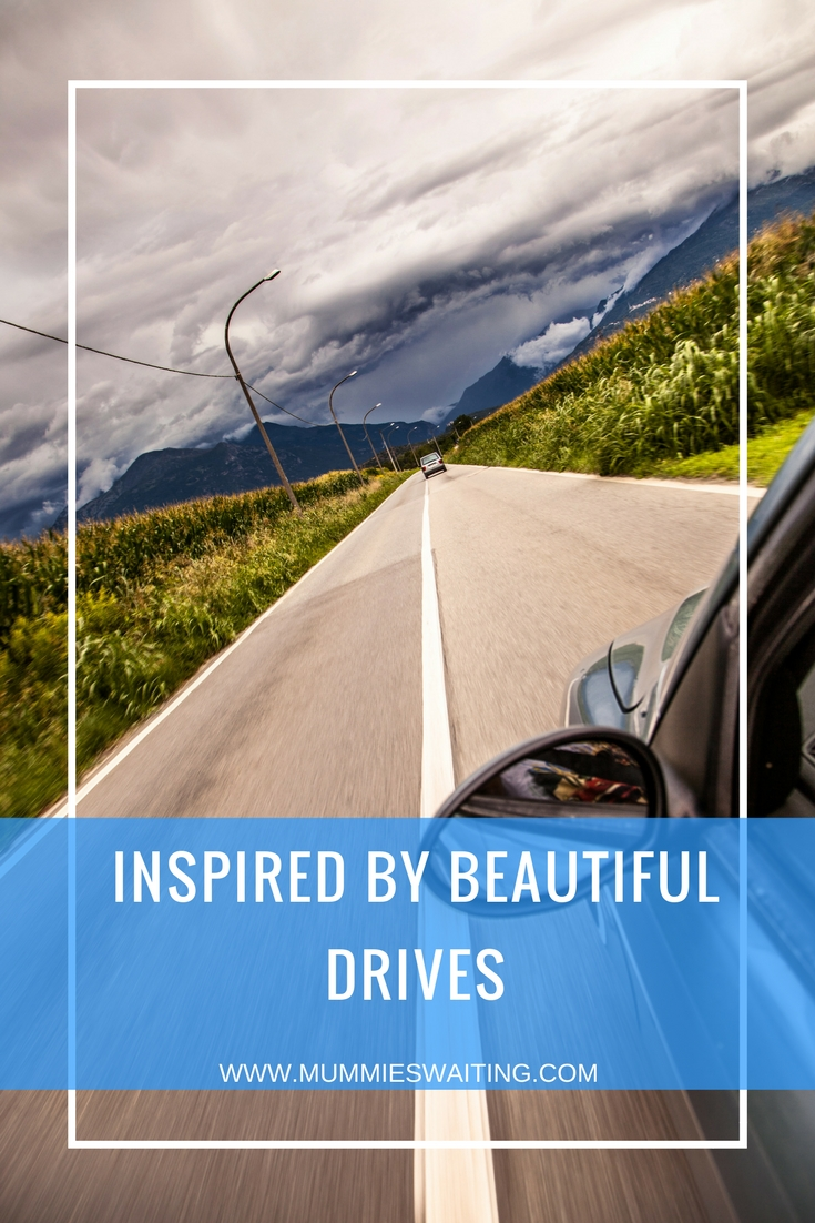 Inspired by beautiful drives