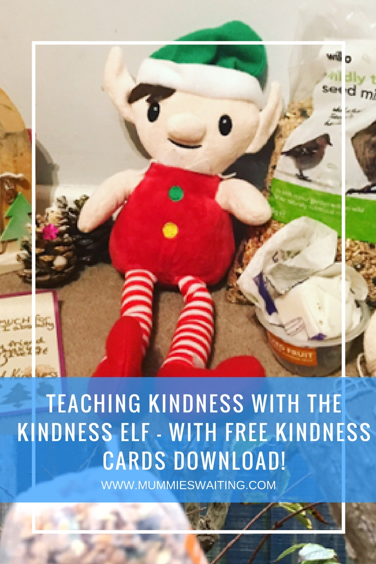 Do you want to teach your children kindness but are not quite sure where to start? Use a kindness elf and grab our FREE download of kindness cards too!