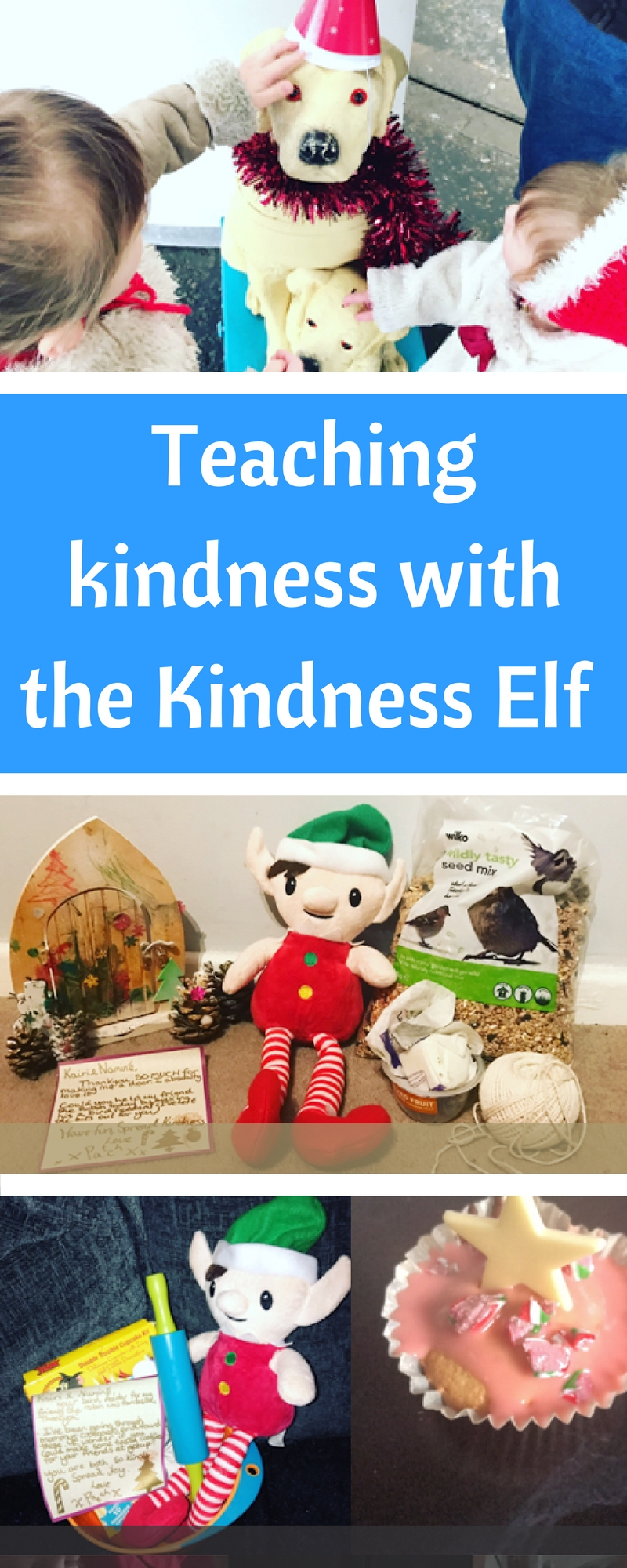 Do you want to teach your children kindness but are not quite sure where to start? Use a kidness elf and grab out FREE download of kindness cards too!