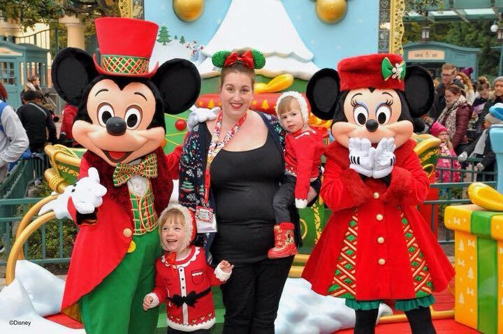 Disneyland at Christmas – double the magic (1)