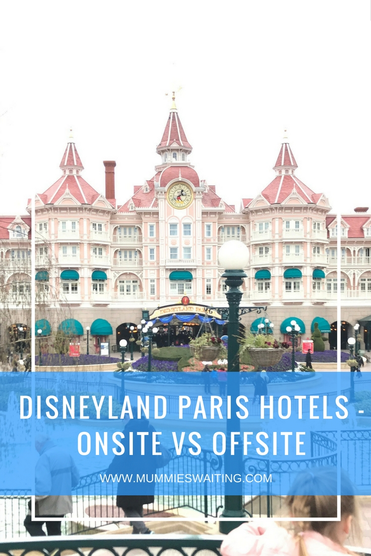 Are you looking to book Disneyland Paris? Not sure whether to stay onsite or offsite? We've got you covered! Disneyland Paris Hotels - Onsite vs Offsite