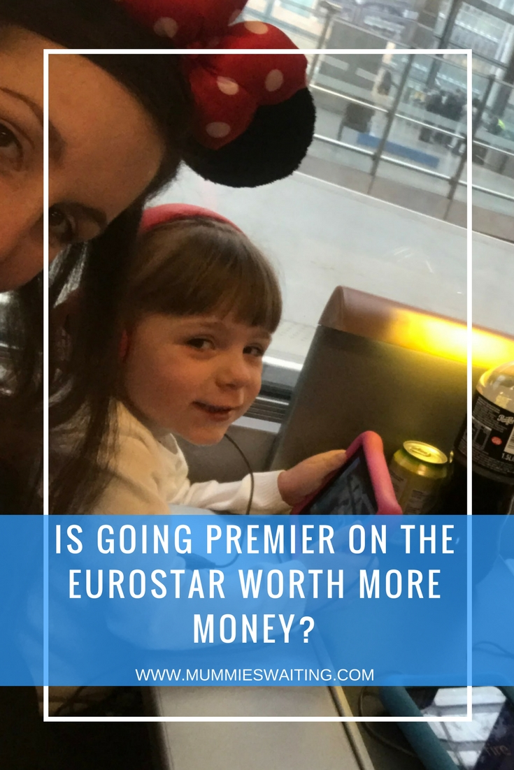 Is going Premier on the Eurostar worth more money?