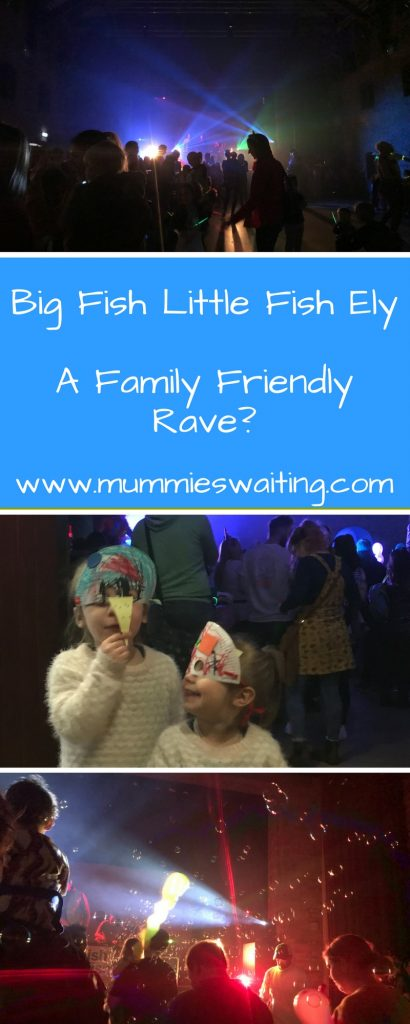 Big Fish Little Fish Ely | A Family Friendly Rave?