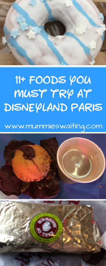 We all love a good bit of food, especially when it comes to desserts and sweet treats. Lucky for us, Disneyland Paris is FULL of them, but where do you start? I've put together a list of the best foods at you must try at Disneyland Paris.