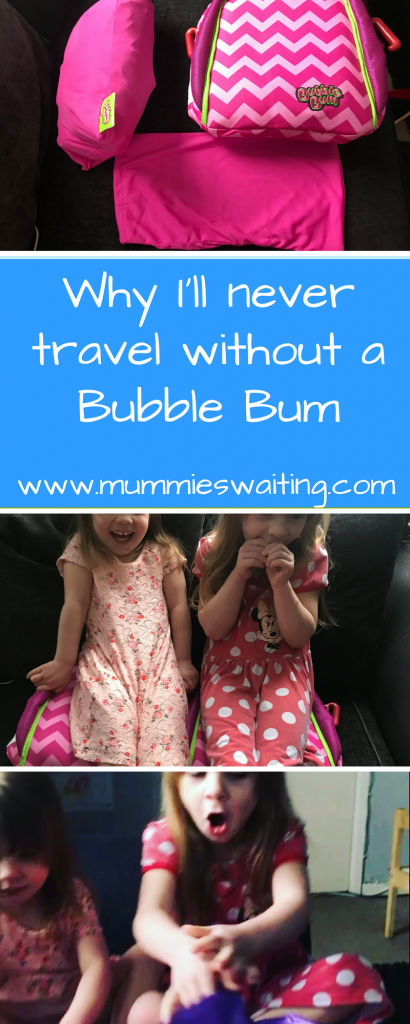 Why I'll never travel without a Bubble Bum