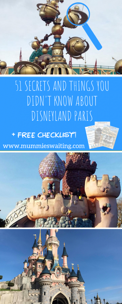 Are you a secretly (or not so secretly!) huge Disney fan? Do you love Disney secrets? Do you love Disney park secrets? Do you want all the tips, tricks, hacks and secrets to the parks? Yes?!51 SECRETS AND THINGS YOU DIDN'T KNOW ABOUT DISNEYLAND PARIS