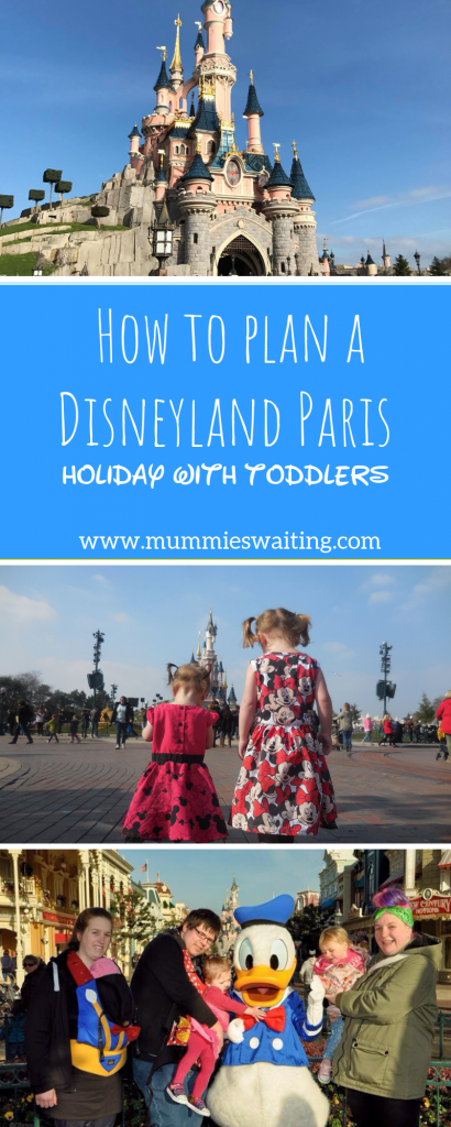 How to plan a Disneyland Paris holiday with toddlers