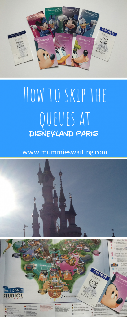 Waiting at Disneyland Paris is so boring! Luckily there is a free way to skip the lines and enjoy more fun. How to skip the queues at Disneyland Paris