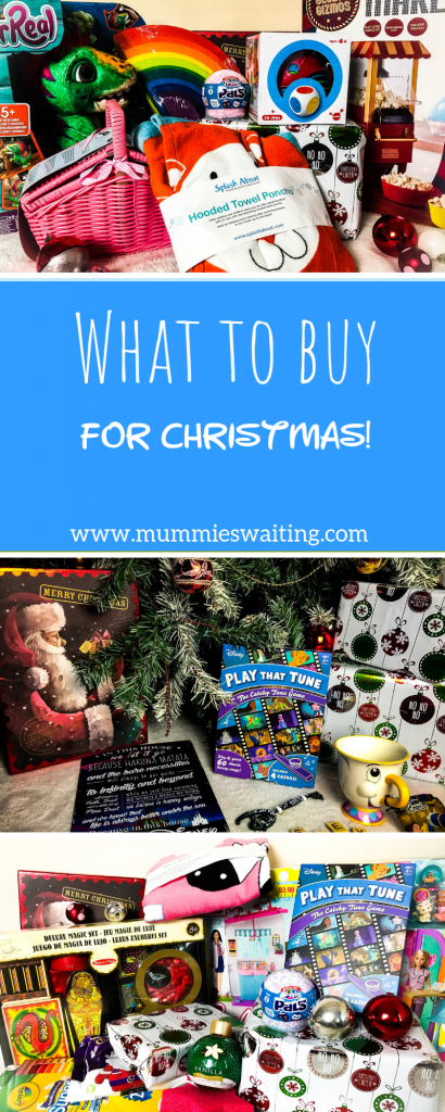 Deciding what to buy my 5 year old for Christmas was a walk in the park this year. If you are interested in bright, colourful and fun, then check out her gift guide list! What to buy a 5 year old for Christmas