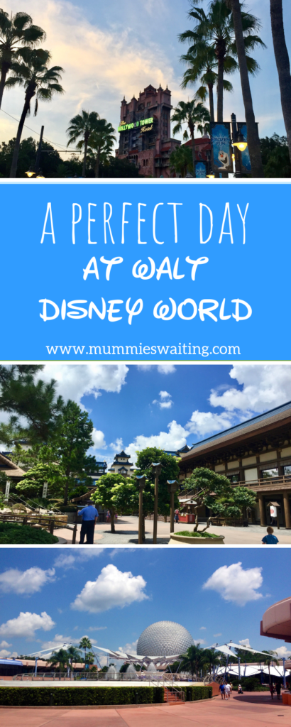 What would you do on your perfect day at Walt Disney World?