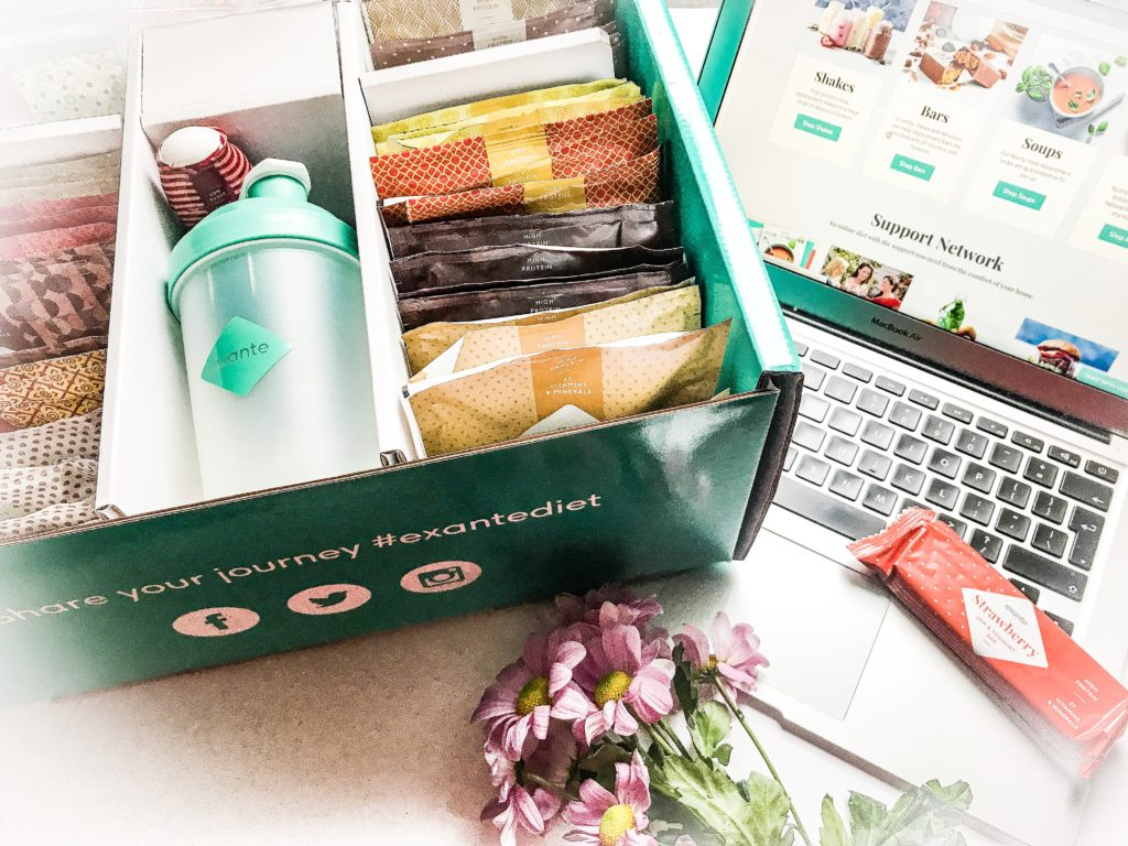 Exante products box