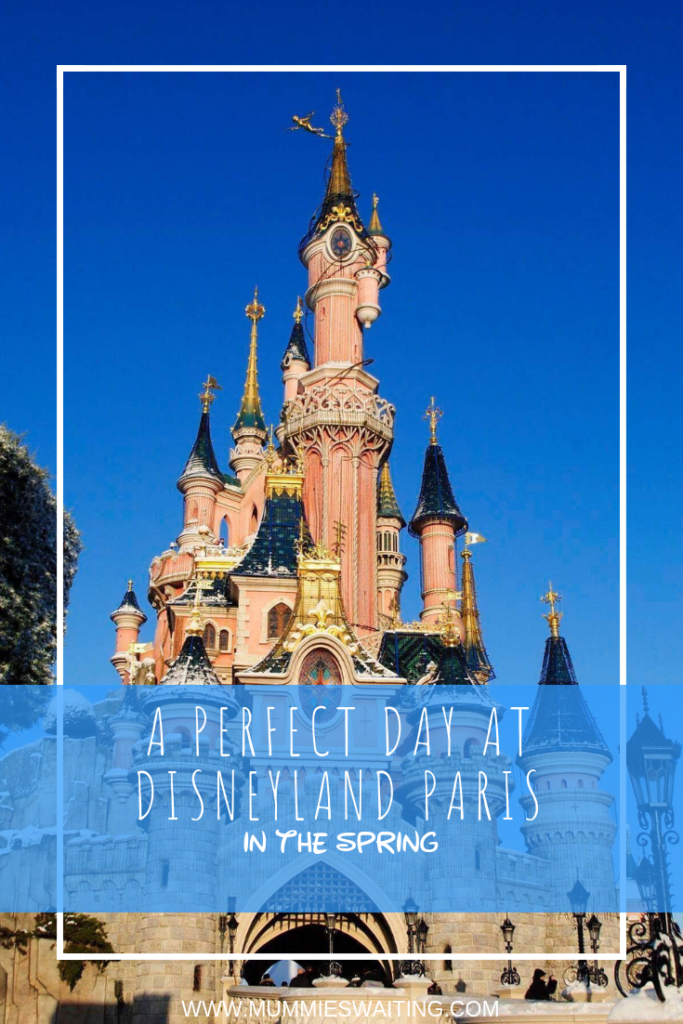 A perfect day at Disneyland Paris in the Spring
