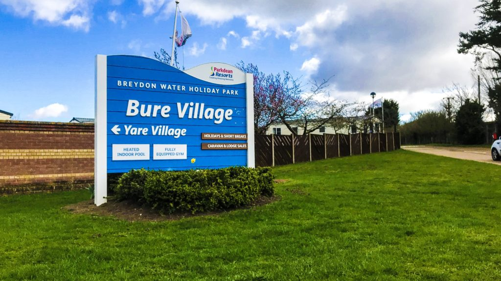 Bure and Yare Village