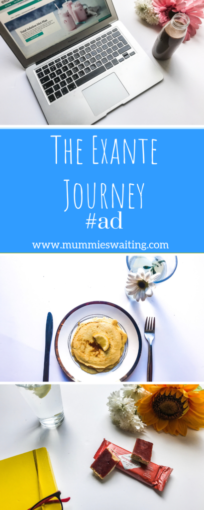 The Exante Journey #ad