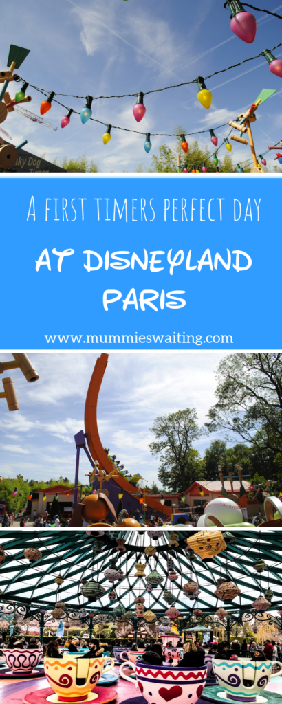 A first timers perfect day at Disneyland Paris