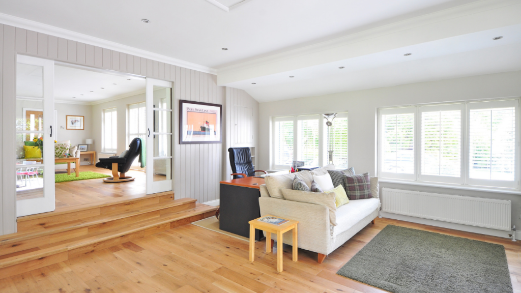 Updating your front room and giving it that fresh feeling #ad