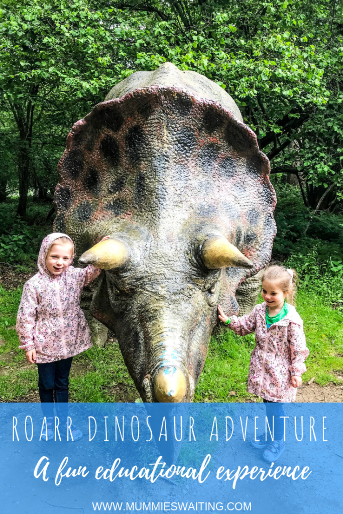A day out to Roarr Dinosaur Adventure park is plenty of fun. There is so much for the whole family to do and as a home educator theres so much learning.