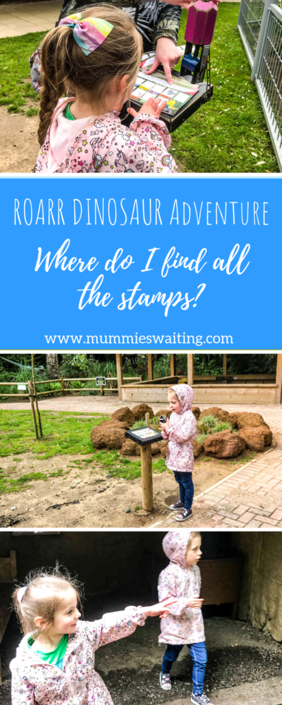 A day out to Roarr Dinosaur Adventure park is plenty of fun. Finding the stamps can be a bit tricky, check out my quick guide to getting your reward!