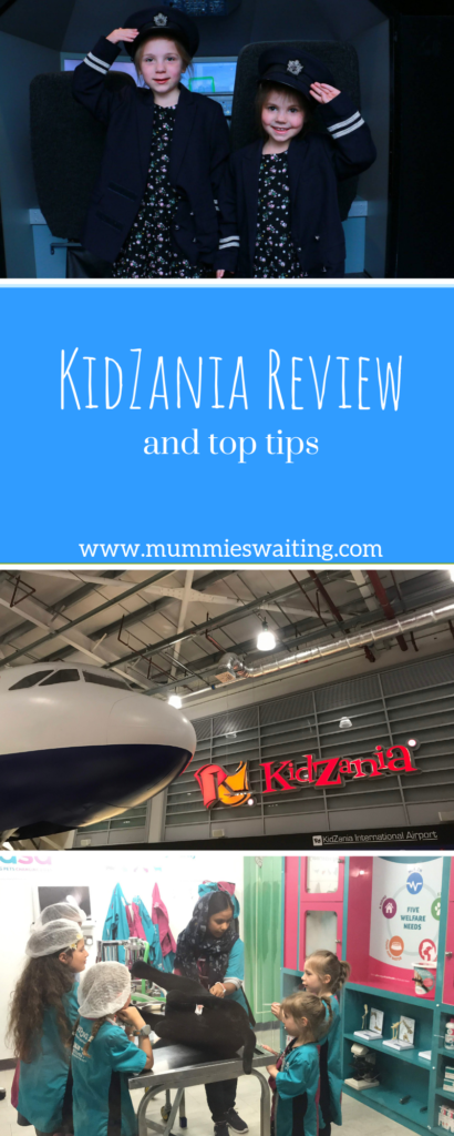 Heading to KidZania soon? Not sure whether to book or not? Check out this KidZania Review and top tips post!