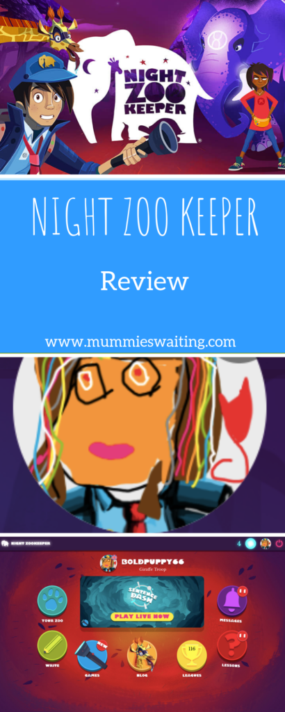 Entering the world of the Night Zoo, children are transported with only the limits of their imaginations. The Night Zookeeper is an online interactive writing tool which goes alongside a series of fun and exciting story books. Children aged 6-11 can develop their writing, reading and creative thinking skills all while enjoying an exciting immersive experience.
