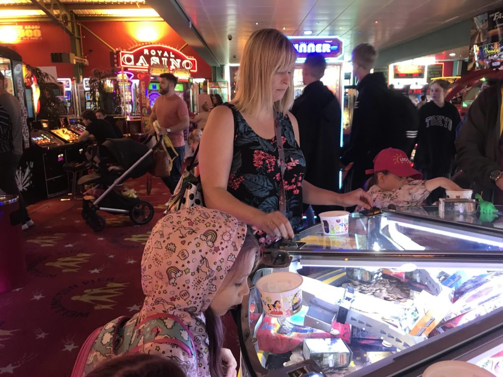Great Yarmouth Seafront Amusements