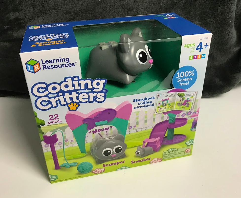 Learning Resources Coding Critters #ad