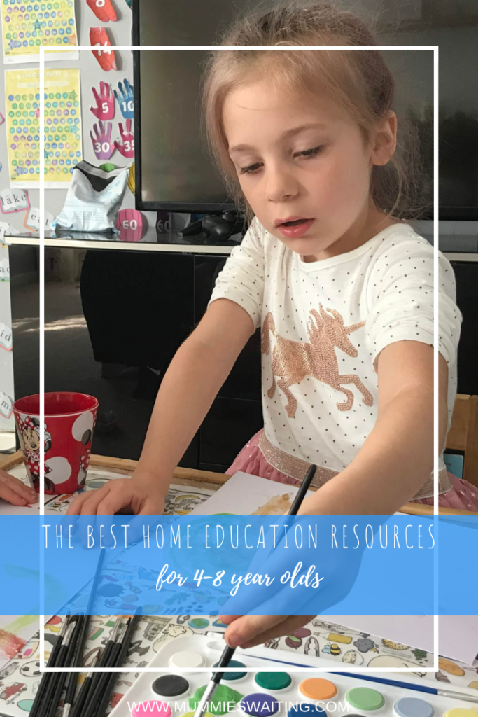 Are you looking for the Best Home Education Resources for 4-8 year olds? Find it here!